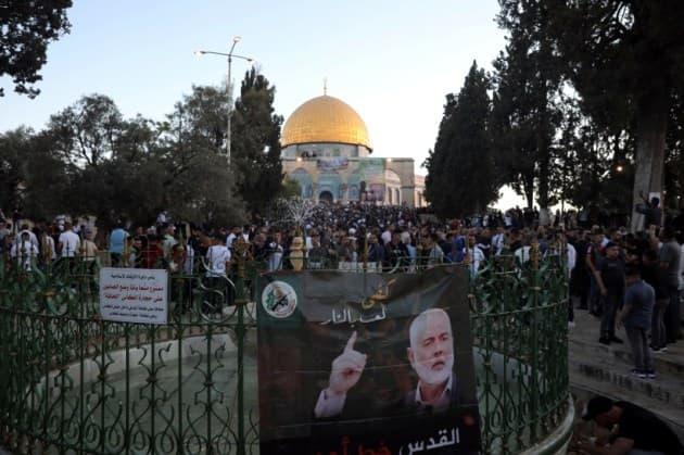 Palestinians Eid