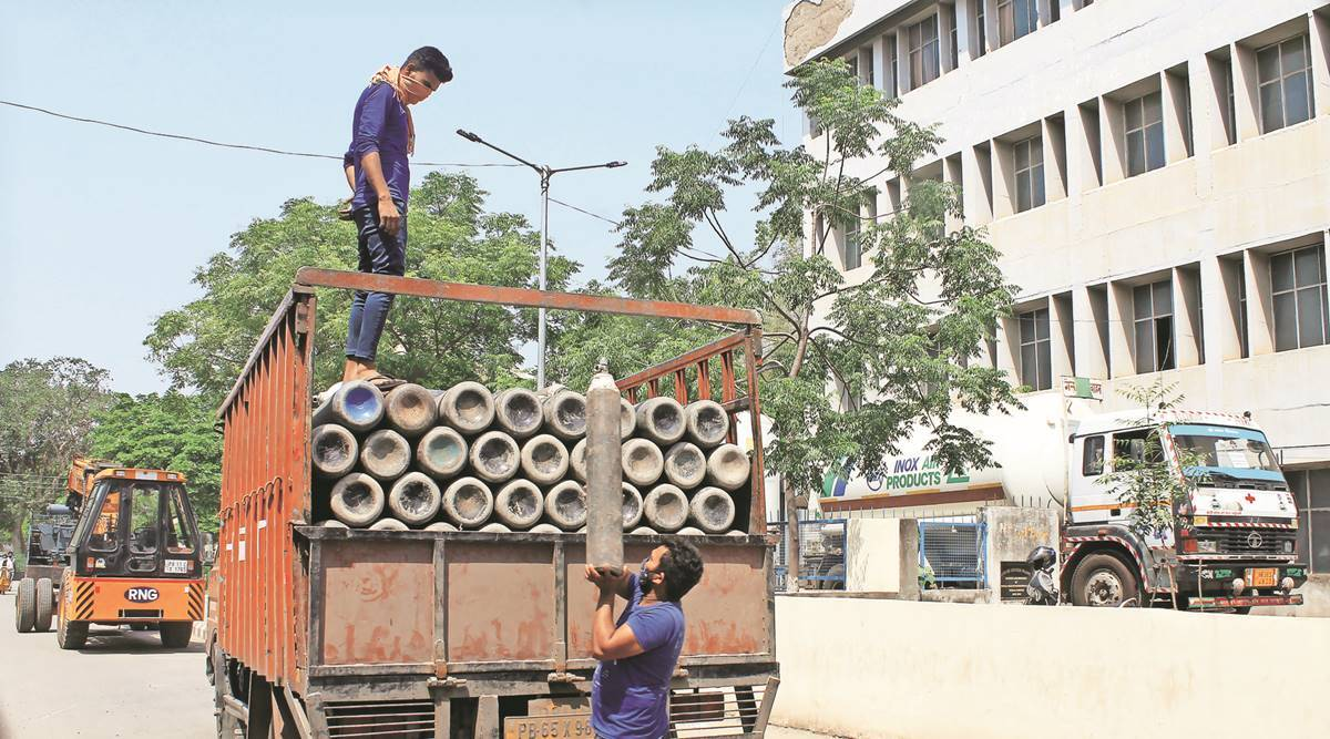 Demand up by 60 MT in 8 days: Punjab gasps for oxygen as cases spiral