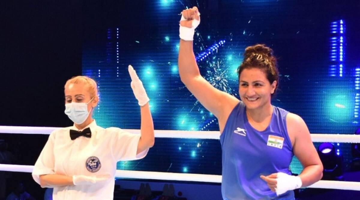 Pooja Rani strikes gold; silver for Mary Kom, 2 others at Asian Boxing  Championships - My Droll