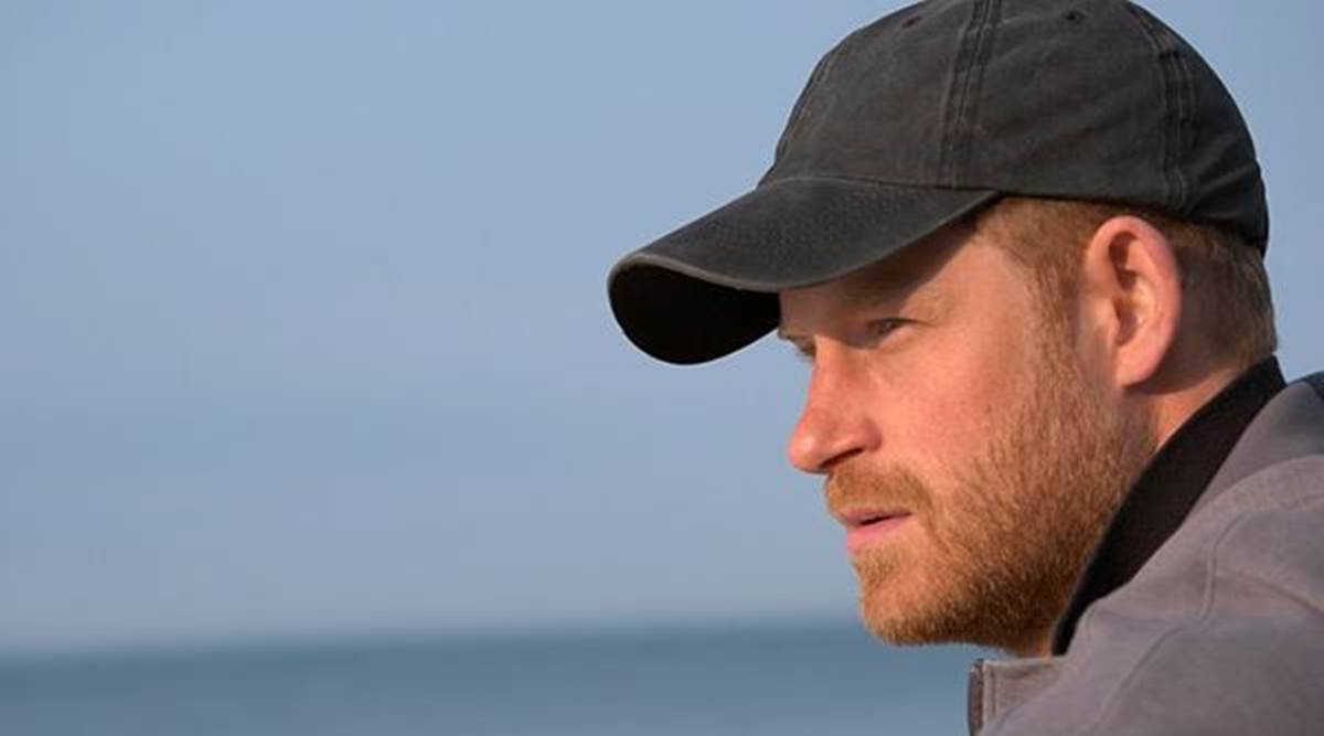 Prince Harry, EMDR, Prince Harry and mental health, Prince Harry dealing with past trauma, Prince Harry undergoes EMDR treatment, what is EMDR, indian express news