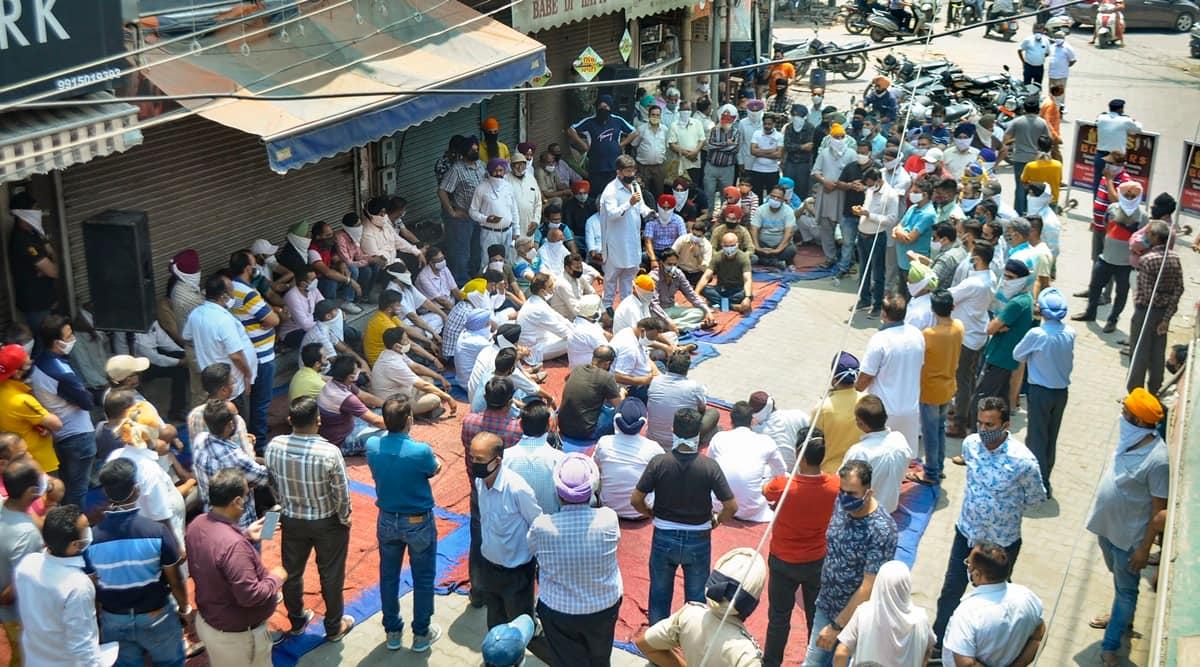 Patiala, Shopkeepers, Punjab lockdown