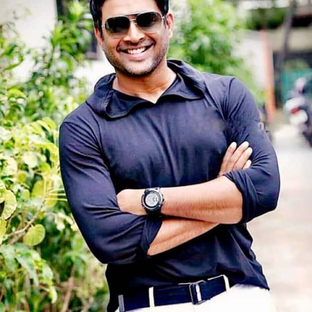 R Madhavan fit look