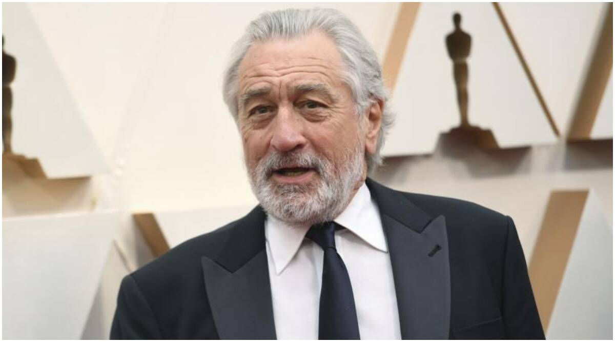 Robert De Niro-AP