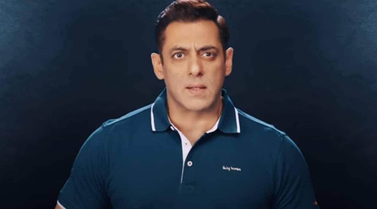 Salman Khan on Radhe