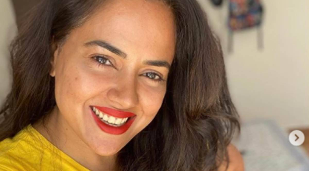 Sameera Reddy, Sameera Reddy news, Sameera Reddy health, Sameera Reddy on making COVID-19 recovery, Sameera Reddy post-Covid weakness and gaining strength, foods to eat while making COVID-19 recovery, indian express news