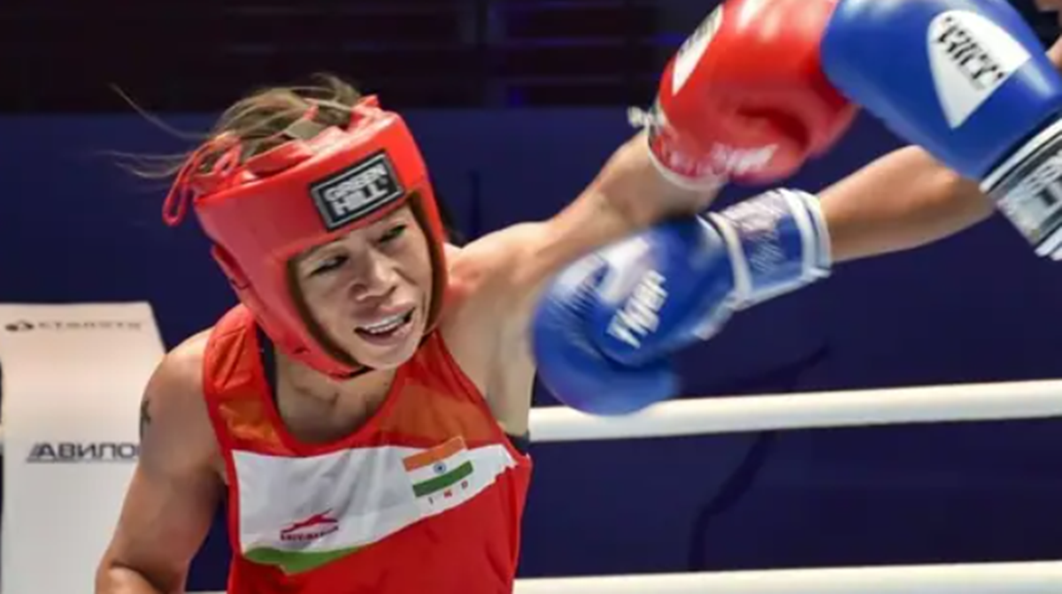 Mary Kom Loses Final, Wins Silver Medal At Asian Boxing Championship    Sports News,The Indian Express