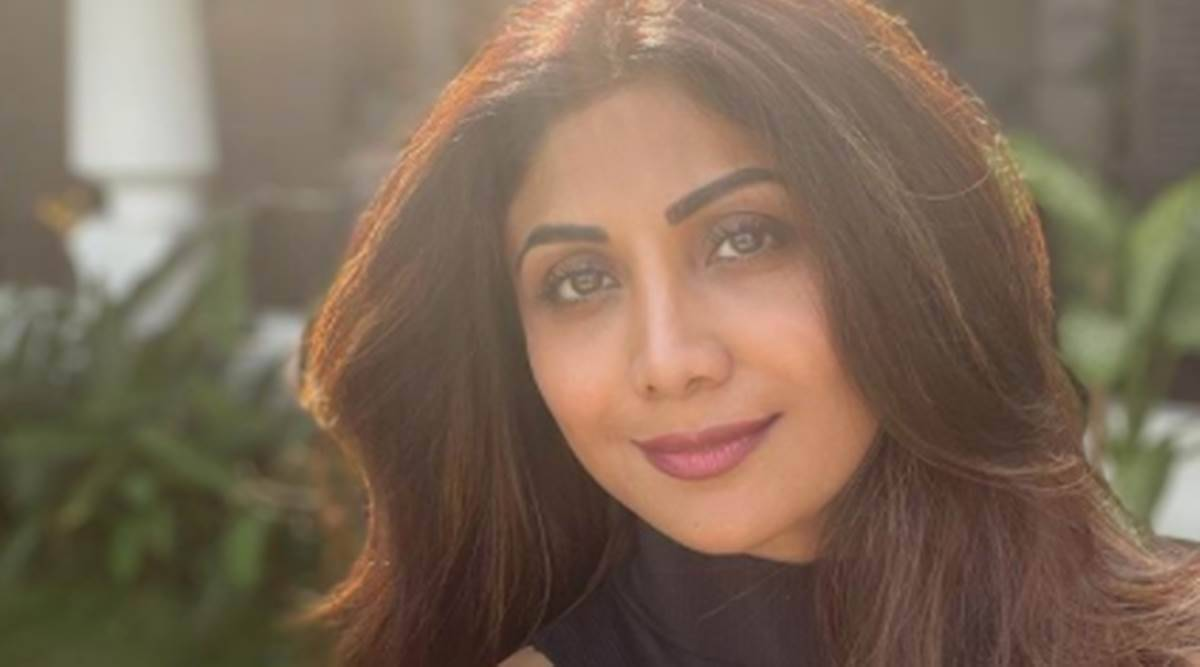 Shilpa Shetty, Shilpa Shetty news, Shilpa Shetty on dealing with stress, Shilpa Shetty on feeling overwhelmed, Shilpa Shetty on taking care during pandemic, Shilpa Shetty family, Shilpa Shetty children, Shilpa Shetty COVID-19, indian express news