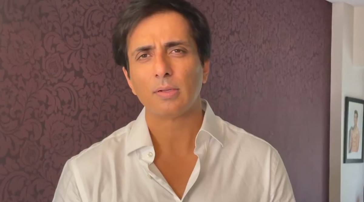 sonu sood on government