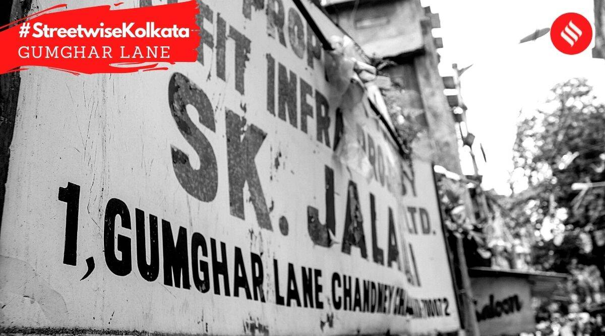 streetwise Kolkata, Ghumghar Lane, streets of Kolkata, Kolkata streets, Kolkata history, history of Kolkata, quarantine in Kolkata, Calcutta history, Calcutta news, Kolkata news, Kolkata stories, Indian Express