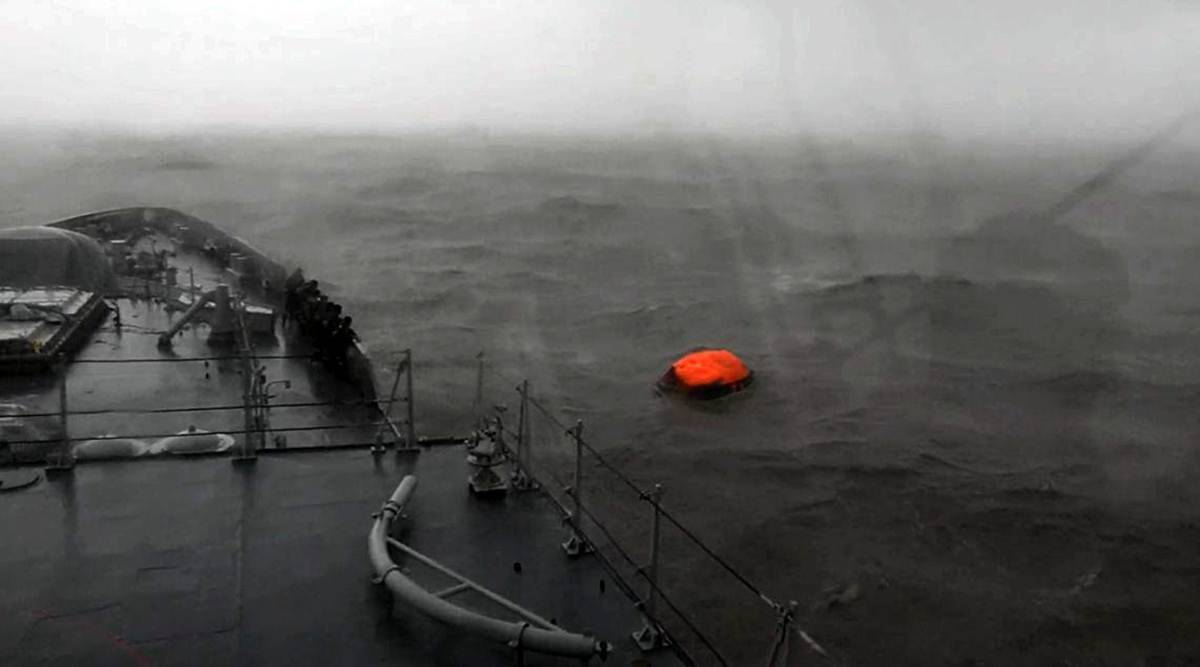 Cyclone Tauktae: 637 rescued; over 80 ONGC off-shore op staff missing