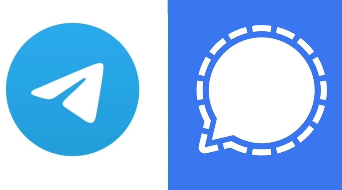 WhatsApp, Telegram, Signal, Telegram downloads, WhatsApp privacy policy, Signal privacy policy, Signal vs WhatsApp, WhatsApp Facebook data sharing