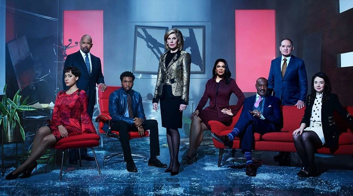 The Good Fight series