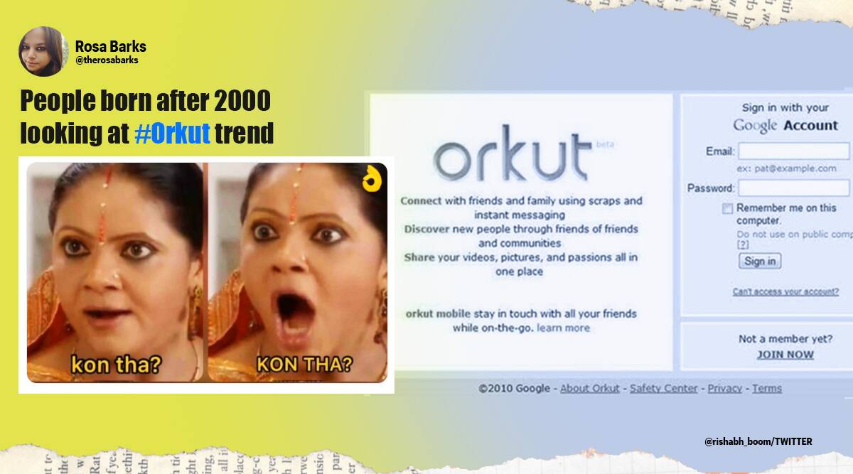 Orkut memes, Twitter reaction, social media ban, Facebook ban India, Twitter ban India, Trending news, Indian government intermediary guidelines, Viral news, trending news, Indian Express news