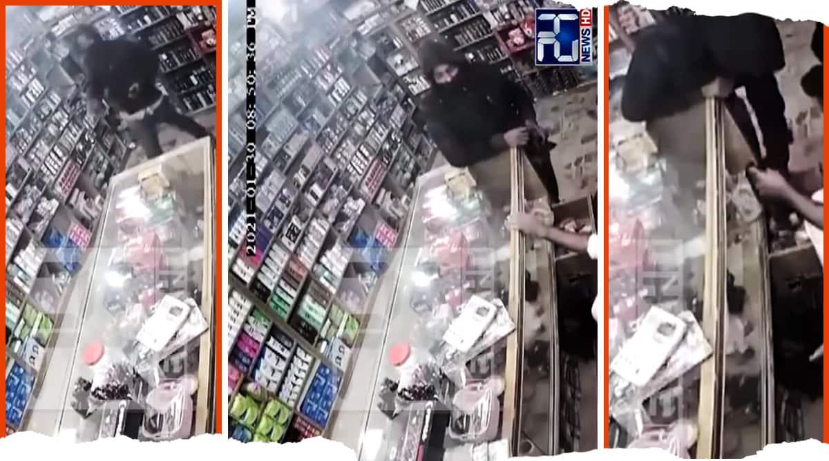 'Dubara nhi aana yaar': Conversation between shopkeeper and robber in Pakistan leaves people in splits