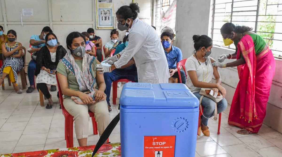 Agartala, Tripura, COVID-19 vaccination