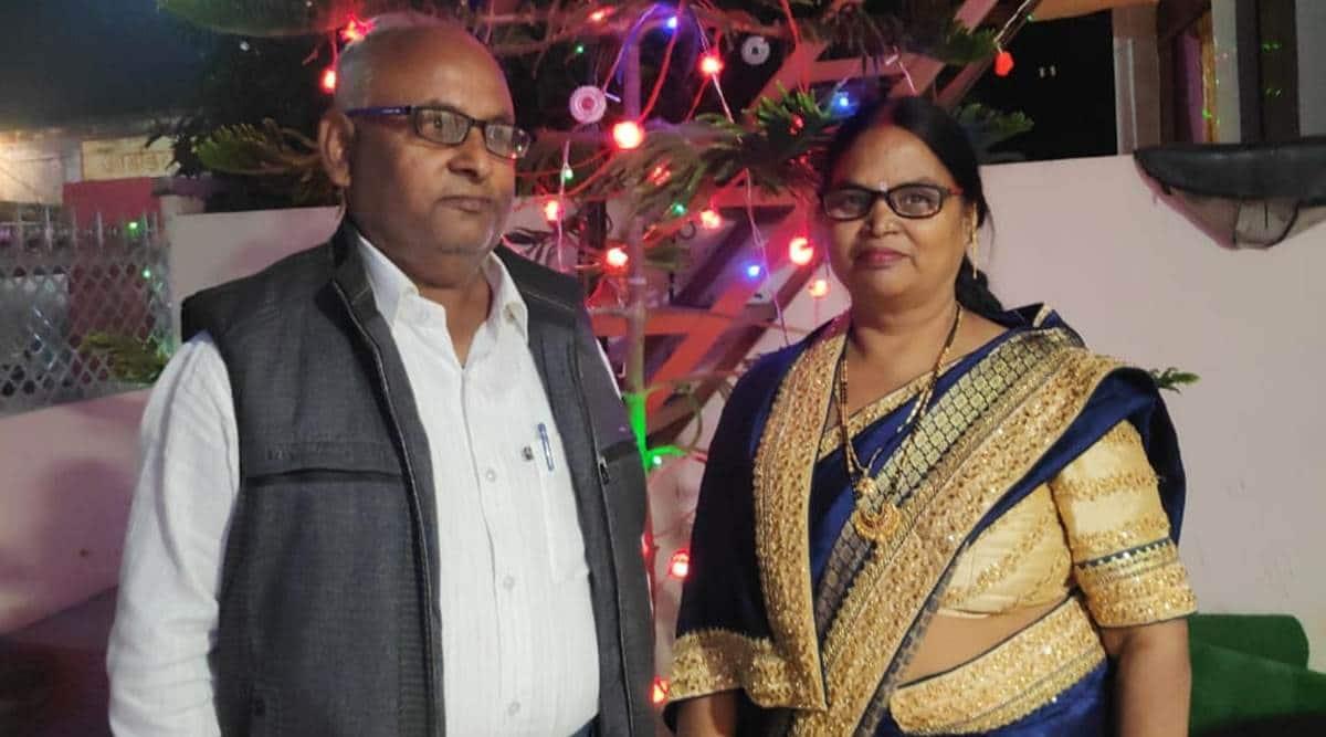 Less than a month after UP panchayat poll camp, teacher couple dead