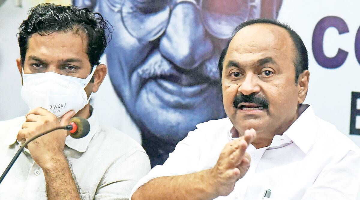 Congress tries generational change in Kerala with Satheesan's appointment as opposition leader