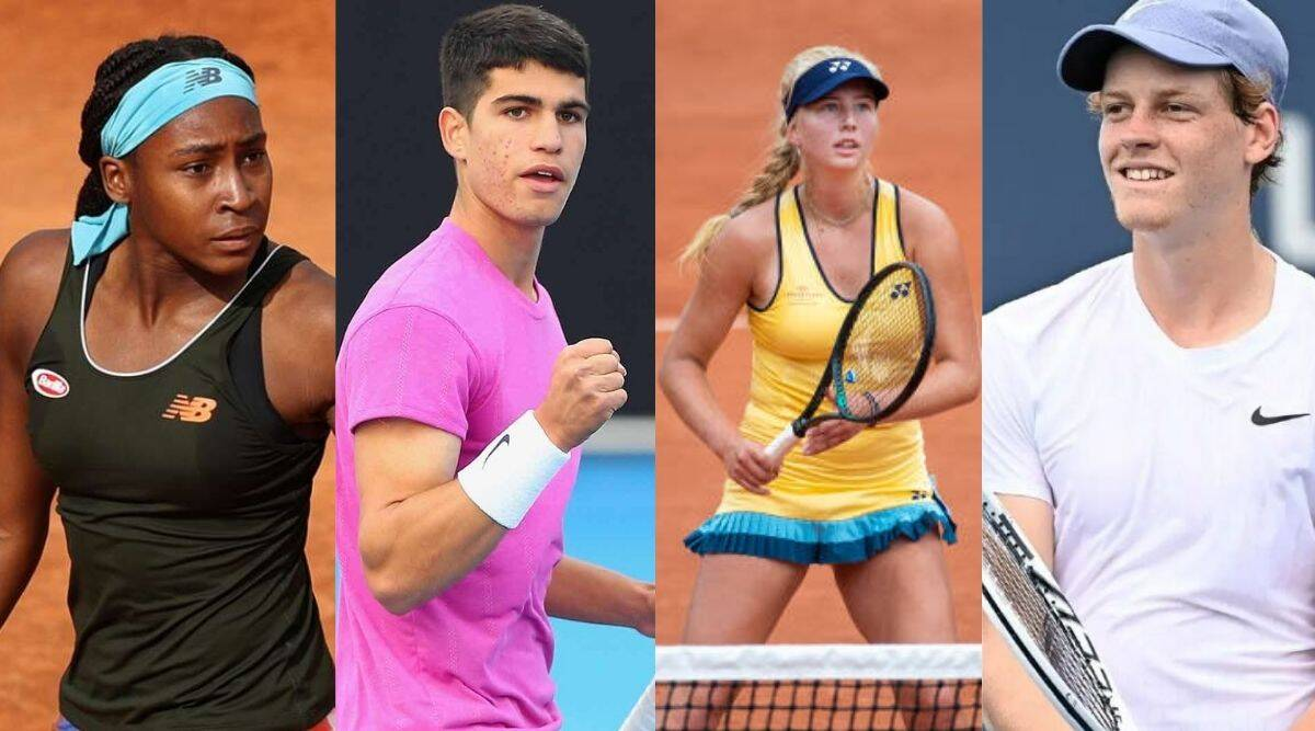 French Open youngsters