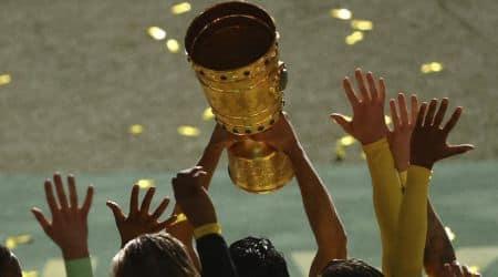 German cup final, Dortmund vs Leipzig