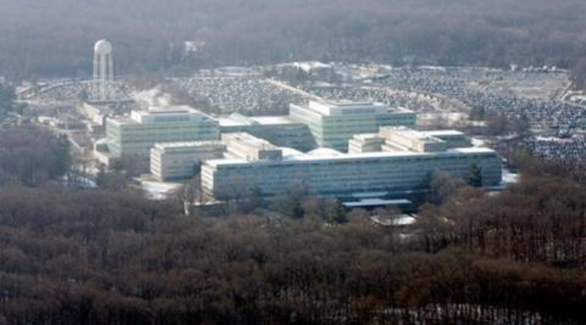 FBI: Armed man shot by officers outside CIA headquarters