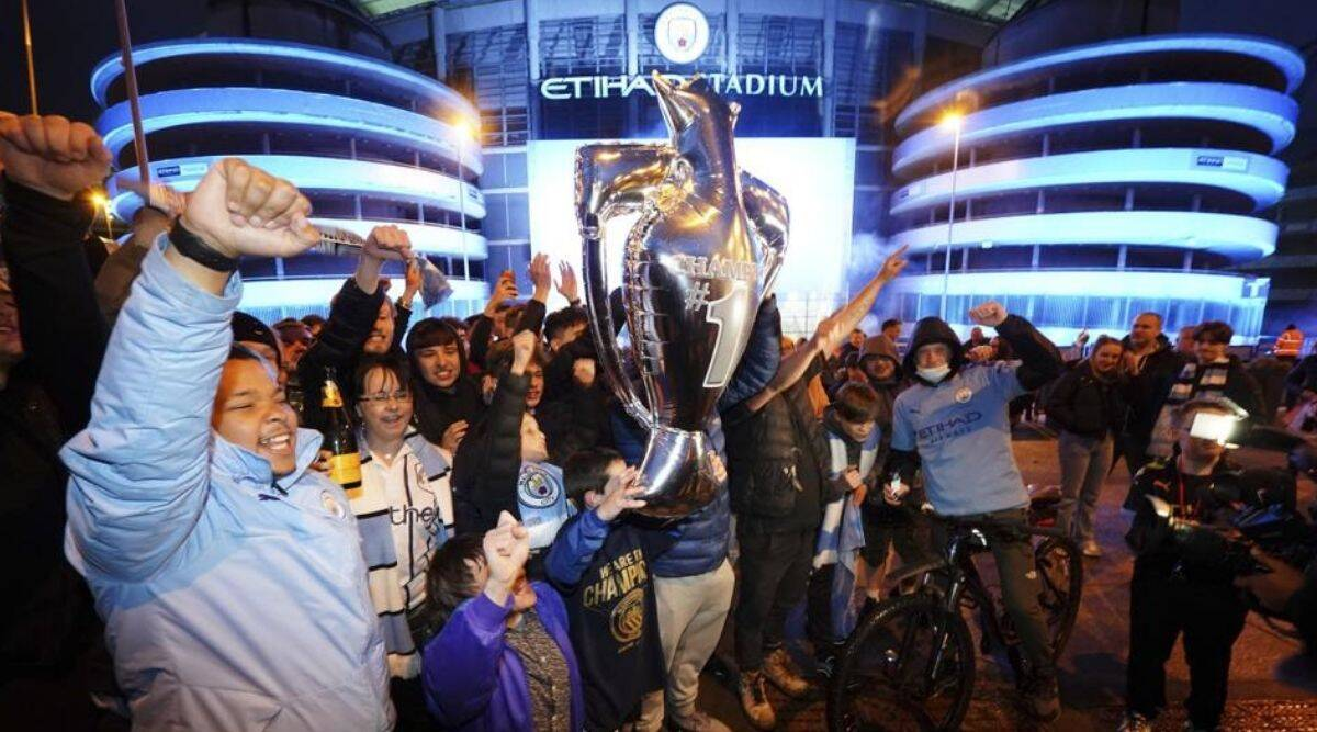Manchester city, EPL