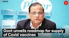 Later rather than sooner: Govt unveils roadmap for supply of Covid vaccines