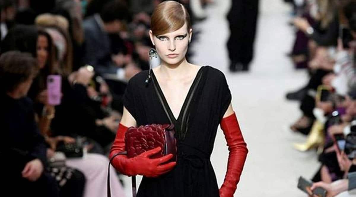 Valentino bans fur, Valentino fashion label, Valentino Fall/Winter 2021-22 season, Valentino collections, fashion industry fur use, Prada fur ban, valentino covid 19