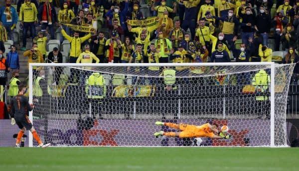Villarreal v Manchester United