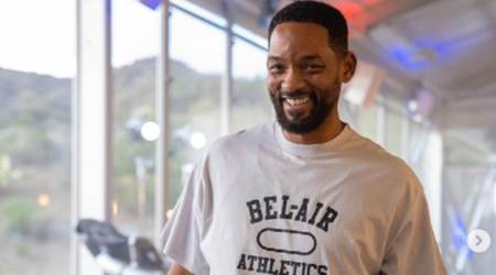 Will Smith, Will Smith dad-bod, Will Smith fitness, Will Smith health and fitness, Will Smith weight gain, Will Smith weight loss, Will Smith news, indian express news