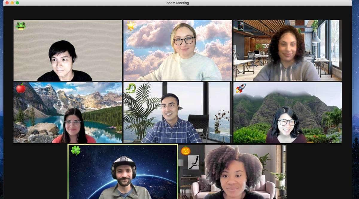 Zoom, Zoom meetings, video conference,