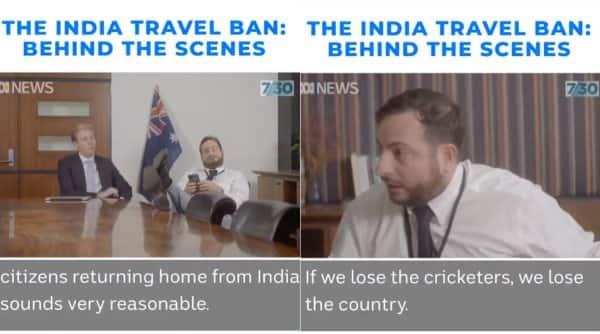 australia india travel ban, australia covid travel ban, australia india ban jail time, australia travel ban criticism, viral news, indian express