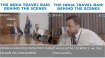 'Almost too real to be funny': Satire on Australia's India travel ban goes viral