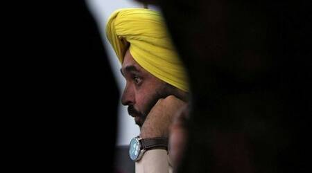 What has Capt done to better health facilities in villages: Bhagwant Mann
