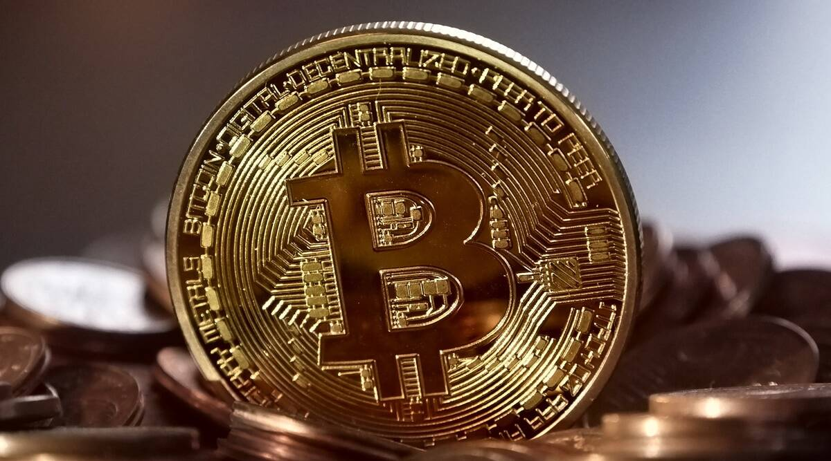 bitcoin trading down