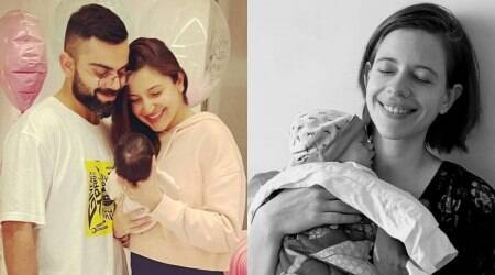 bollywood young mothers