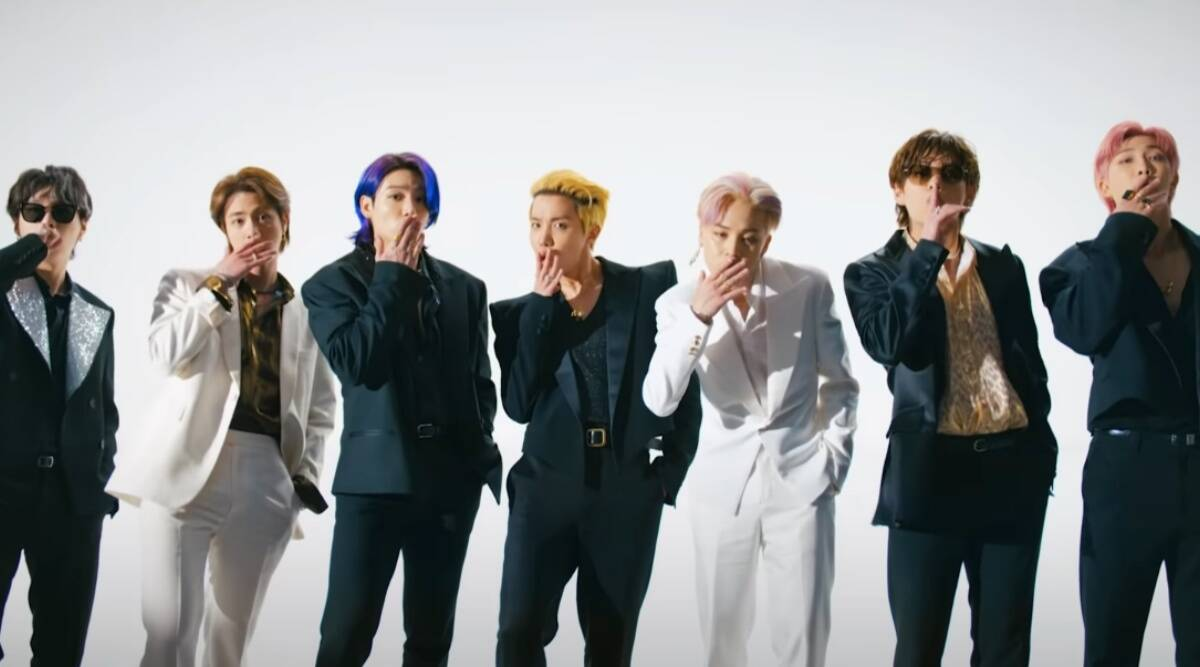 BTS Butter MV: ARMY will melt like butter with the band's second English  track | Entertainment News,The Indian Express