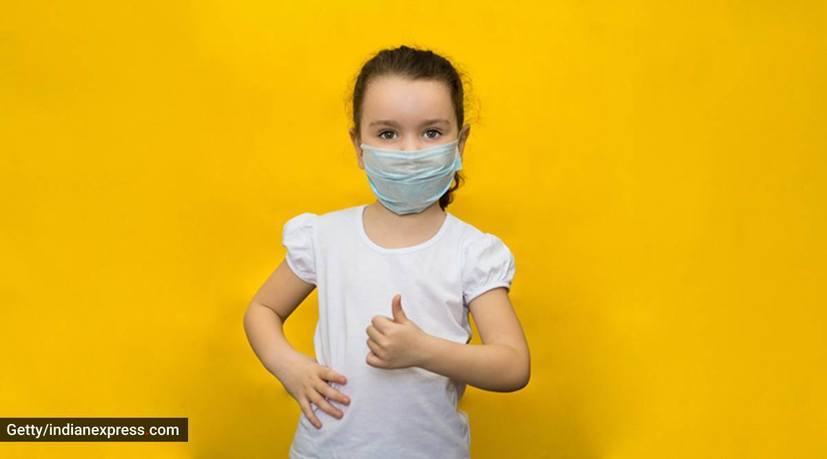 pandemic, pandemic impact on kids, COVID-19 pandemic, what is the pandemic teaching children, pandemic values and children, parenting, Parental Guidance, indian express news