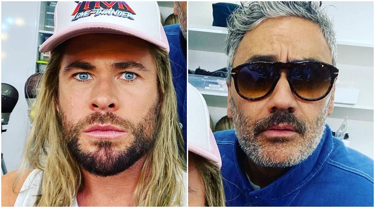 Thor Love and Thunder, chris hemsworth, taika waititi