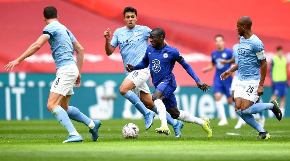 Uefa Champions League Final Highlights Chelsea Beat Manchester City 1 0 Sports News The Indian Express