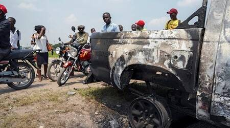 DRC: 30 people handed death sentence after anti-police violence