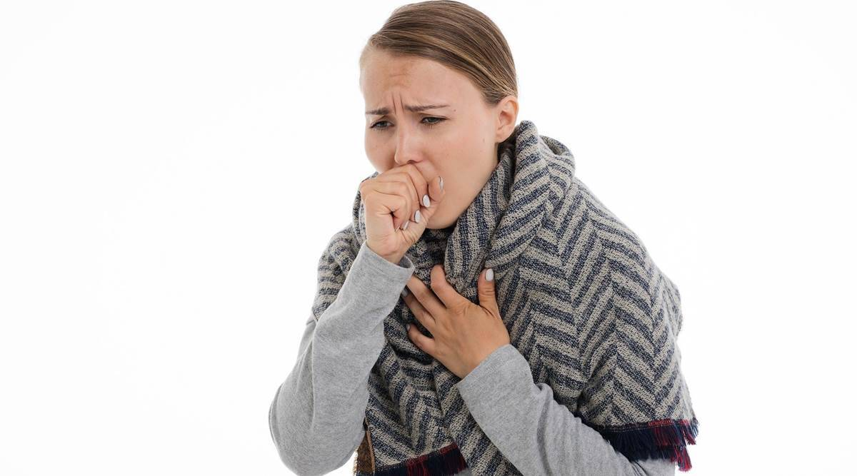 covid-19, breathlessness, lung infection
