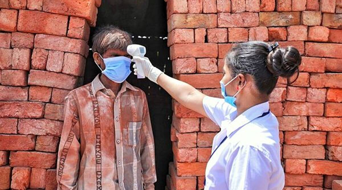 Amicus Curiae files application asking Punjab, Haryana to tackle pandemic more seriously in smaller towns, villages