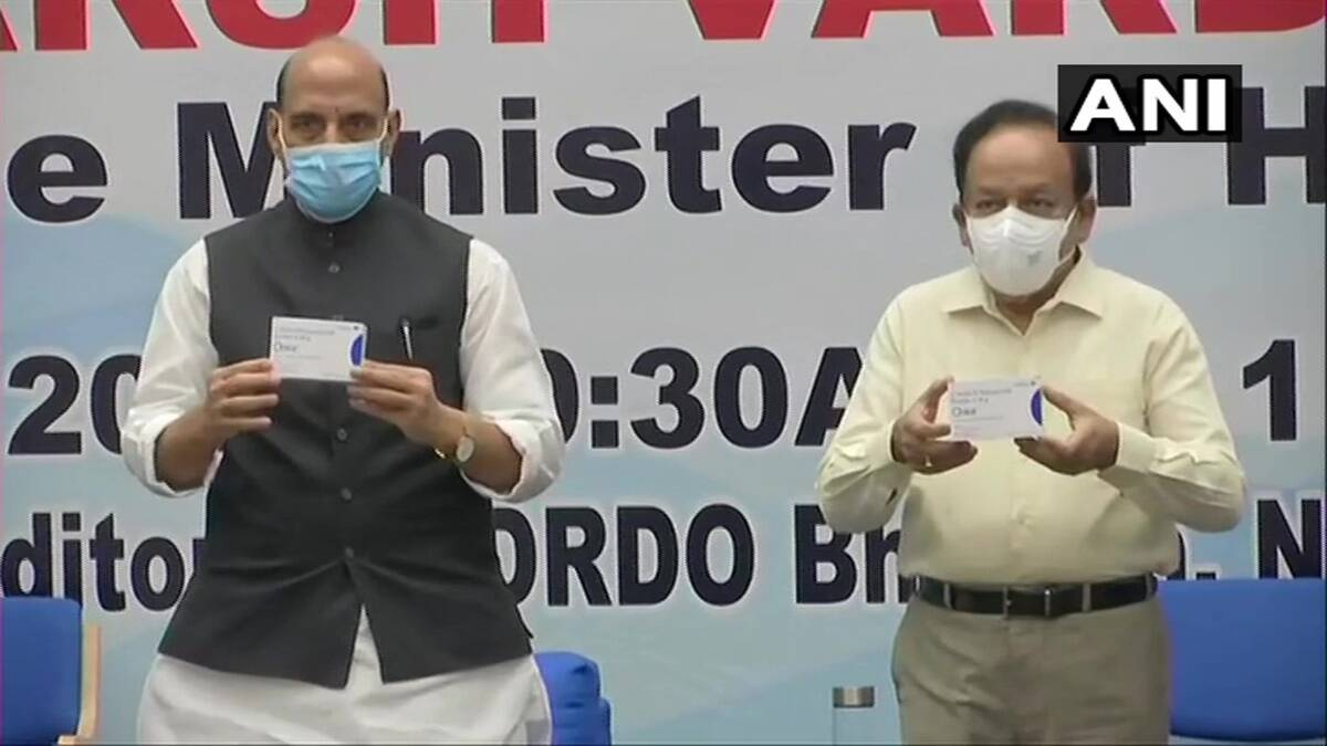 DRDO's 1st batch of anti-Covid drug 2DG launched