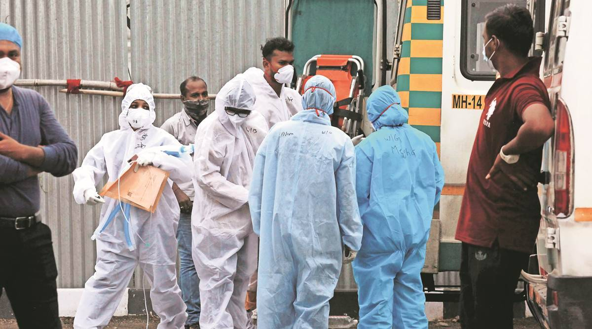 15 months after first Covid case, Maharashtra death toll crosses 1 lakh