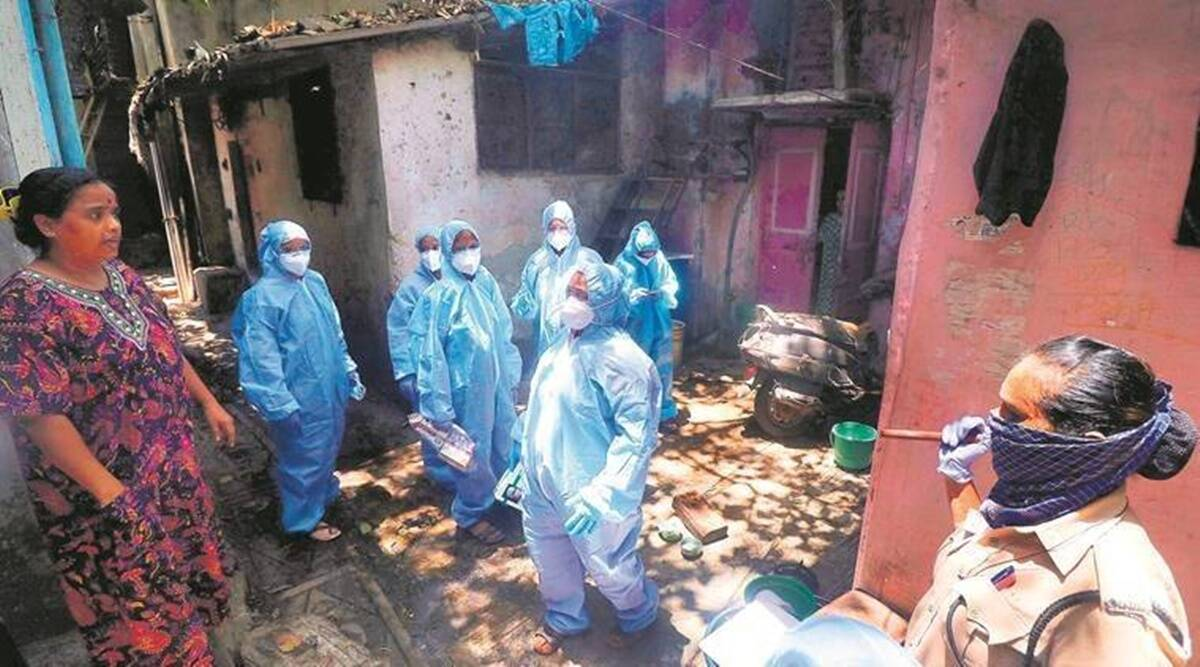 Active Covid cases in Dharavi below 100, first time since March