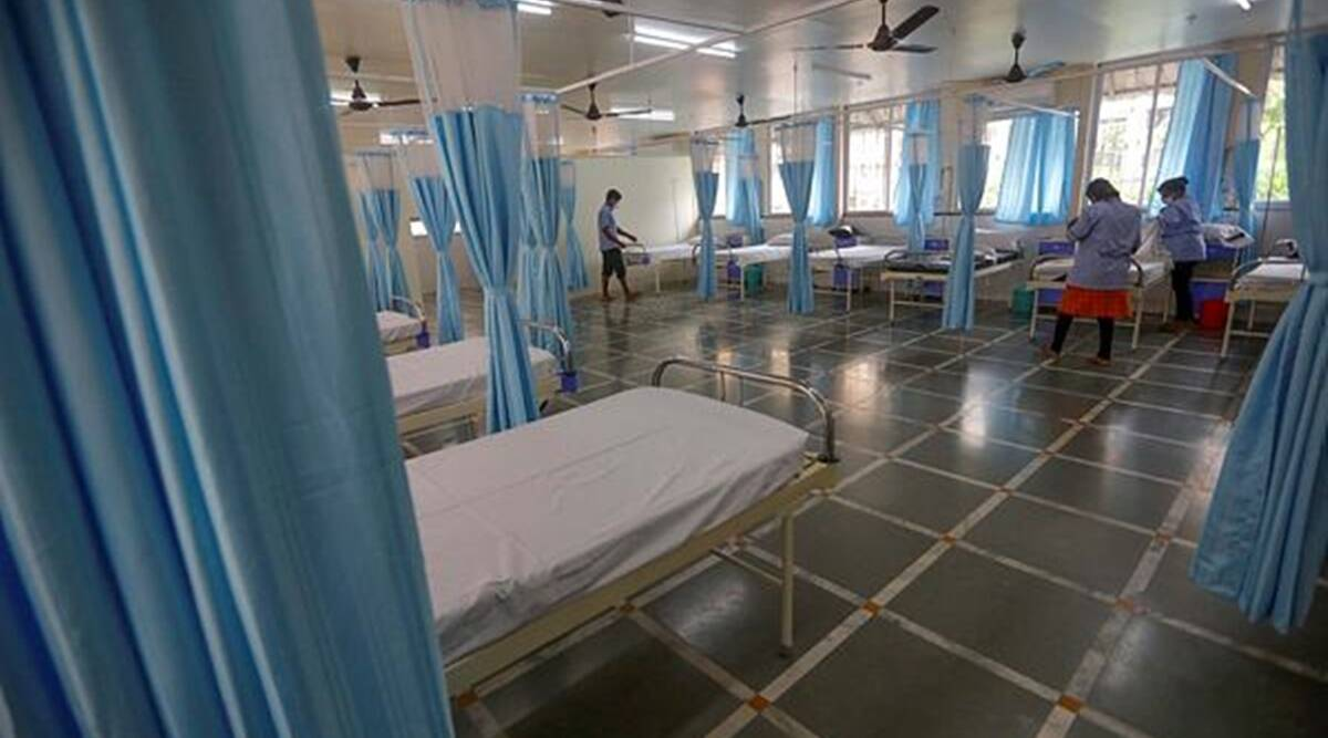Chhattisgarh's newest district gets its own Covid hospital