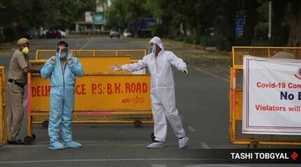 To fight virus, Punjab, others take lockdown, curbs route