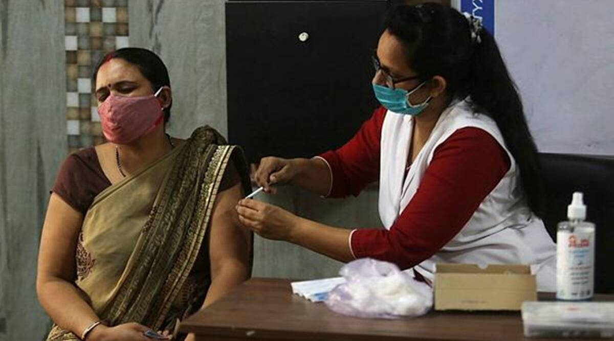 Hesitancy, inaccessible vaccination centres — only 19.71% of Nandurbar's population above 45 yrs got jabs