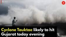 Cyclone Tauktae likely to hit Gujarat today evening