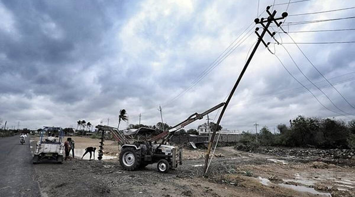 Working with private firms to restore power to Diu, Una and Pipavav port: Gujarat energy minister